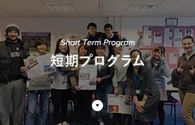 短期プログラム