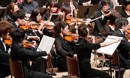 桜美林大学オーケストラ