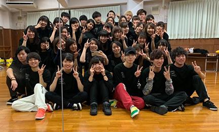 J. F. Oberlin Dancing Company